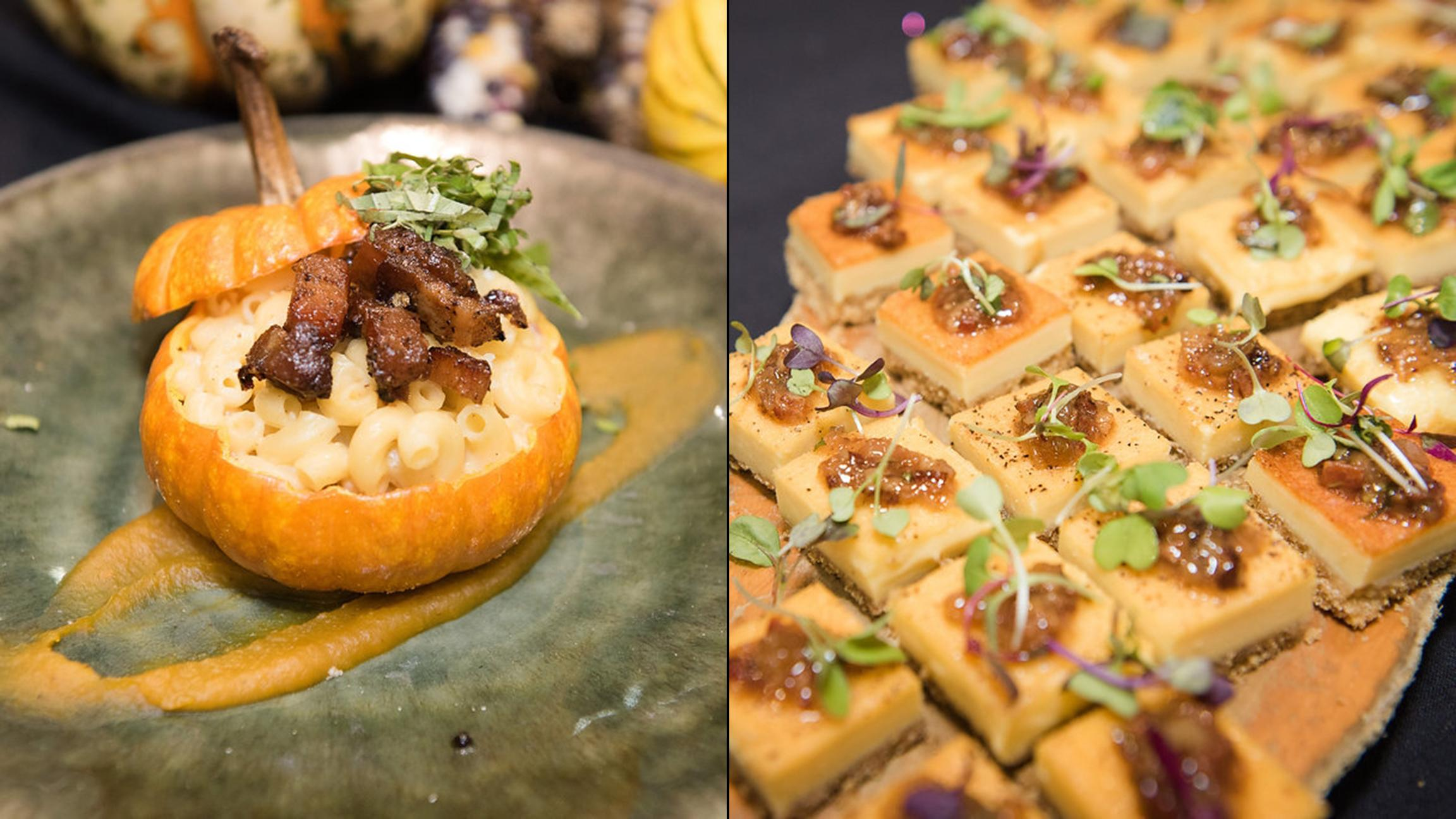 Not your mama's mac 'n' cheese: Gourmet options galore at this weekend's food fest. (Courtesy of Mac & Cheese Fest Chicago)