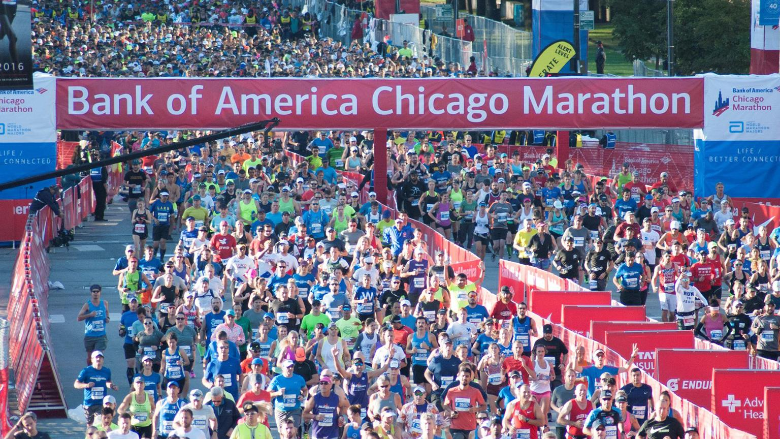 (Bank of America Chicago Marathon / Facebook)