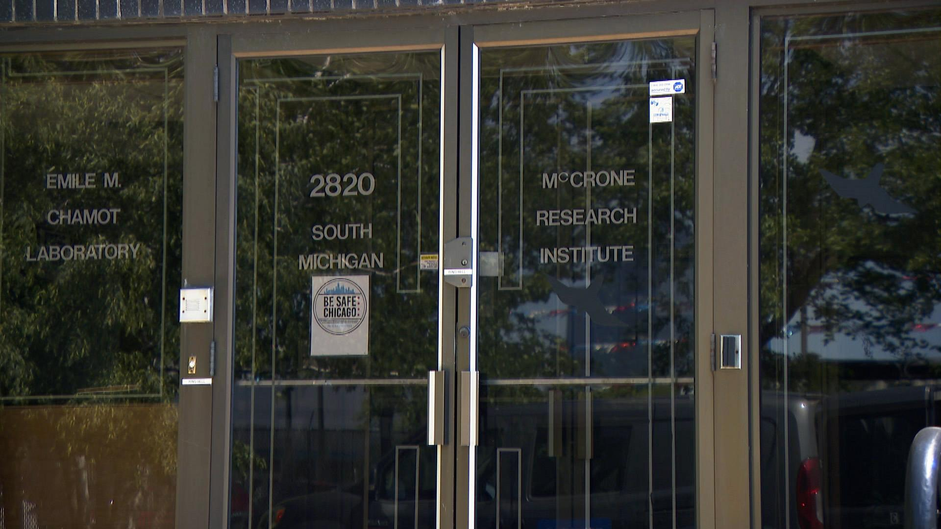 The McCrone Research Institute (WTTW News)