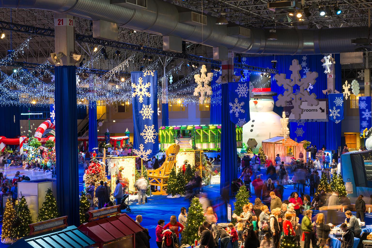 Fifth Third Bank Winter WonderFest (Credit: Nick Ulivieri Photography).