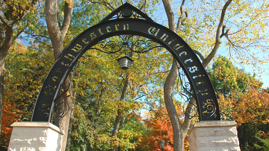 Northwestern University crew member dies during practice