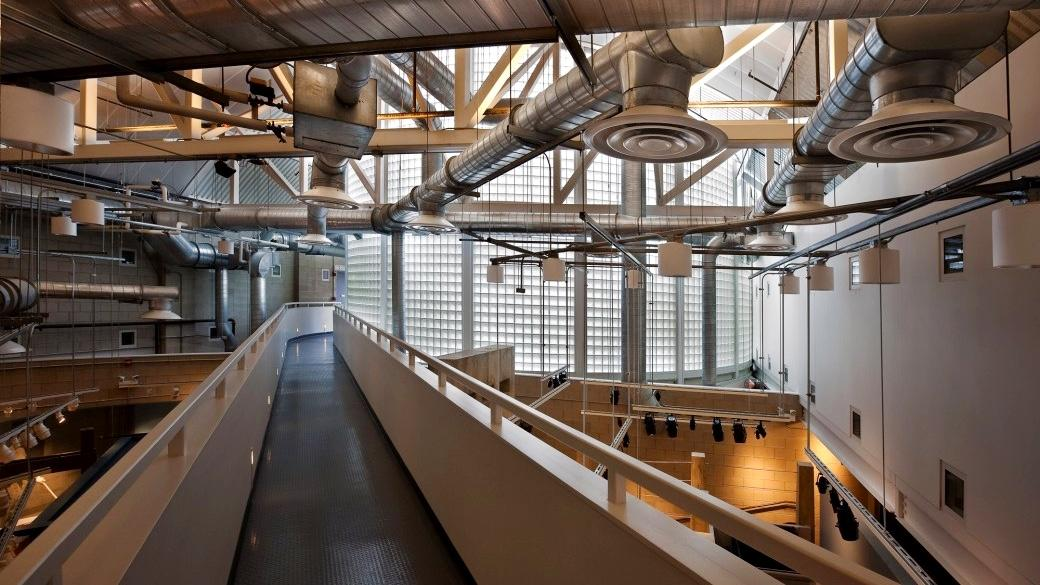 Illinois Holocaust Museum.  (Chicago Architecture Center / David Seide)