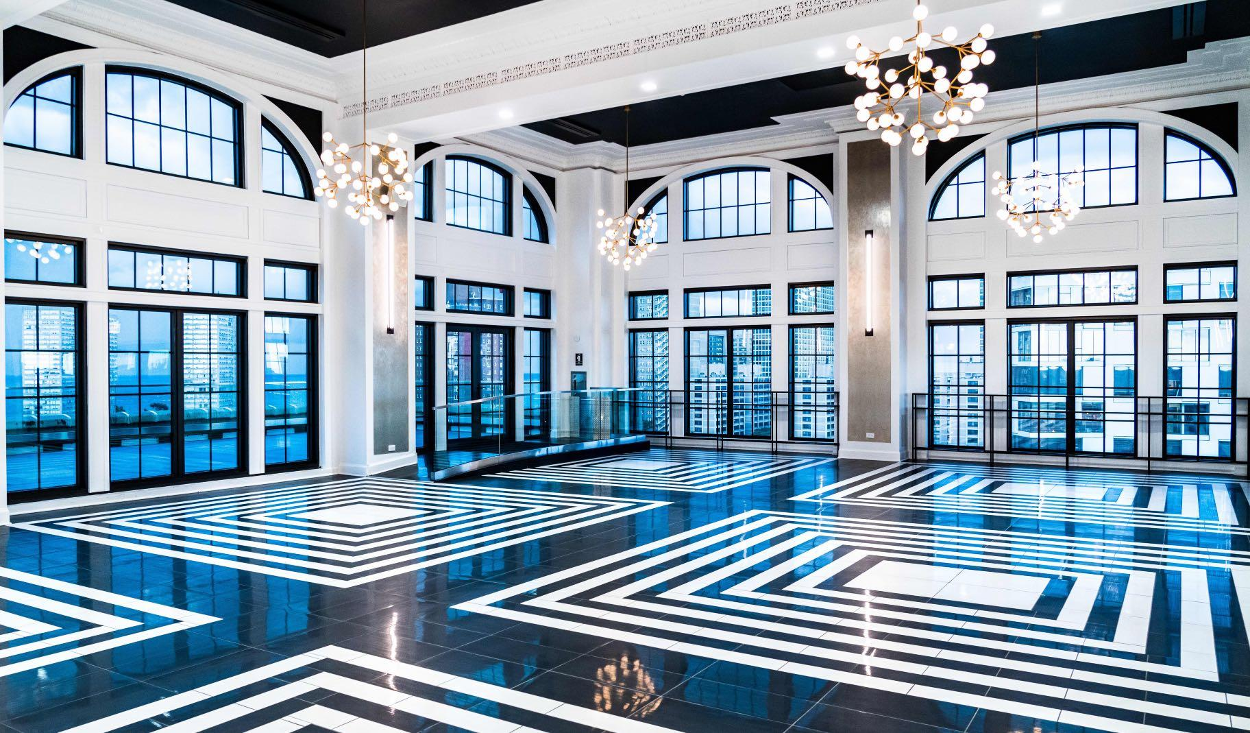 Penthouse in Hyde Park.  (Chicago Architecture Center / Anna Munzesheimer)