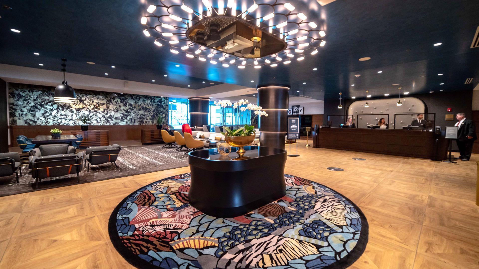 Hotel de Sable.  (Chicago Architecture Center / Anna Munzesheimer)