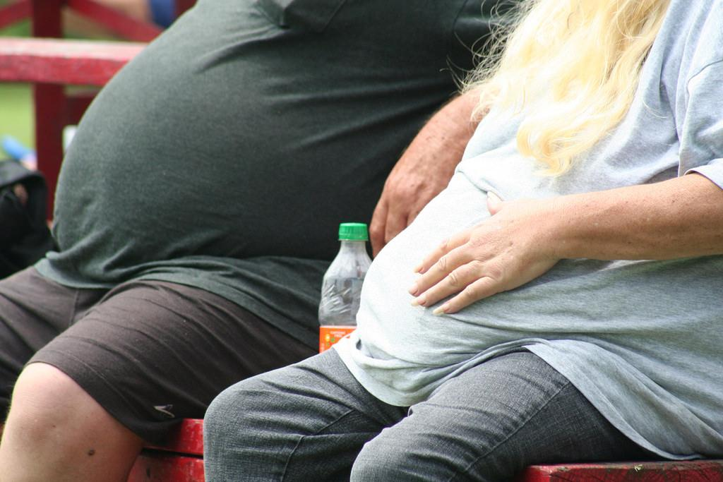 """We really need to think about being overweight in context of all these other aspects of physical and mental health,"" said Martha McClintock, lead author of the study. (Tony Alter / Flickr)"