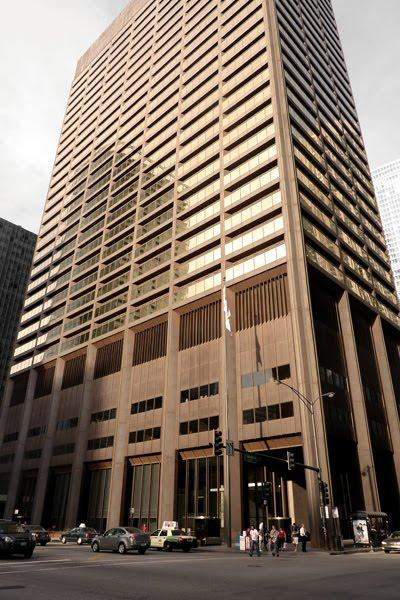 Chicago Park District's administration offices are located at 541 N. Fairbanks Ct. in Streeterville. (damon / Blogspot)