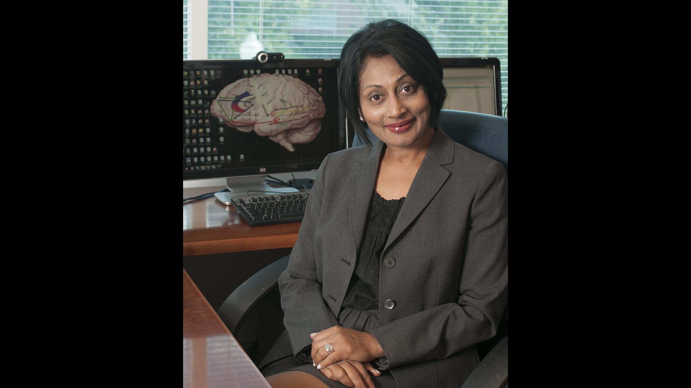 Dr. Mani Pavuluri (Courtesy of the University of Illinois at Chicago)