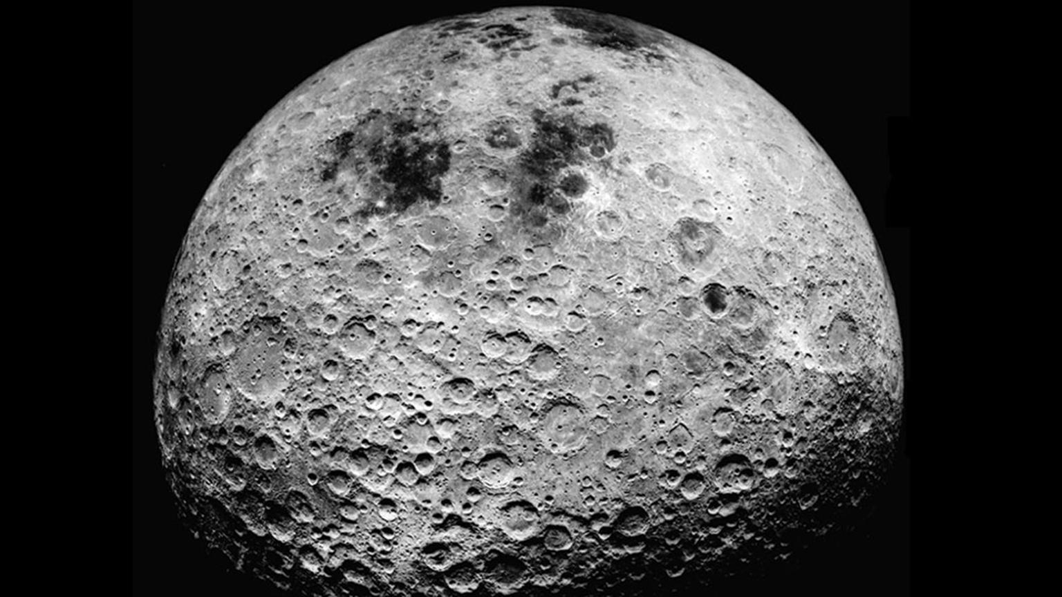 spacecraft in lunar orbit - photo #32