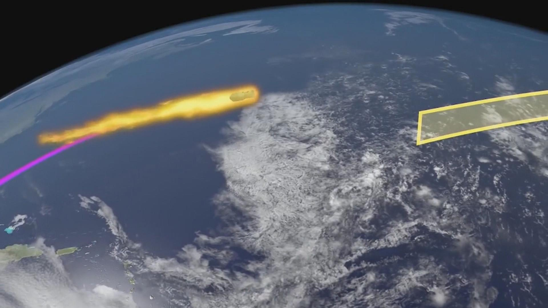 China's First Space Station Crashes Back to Earth | Chicago