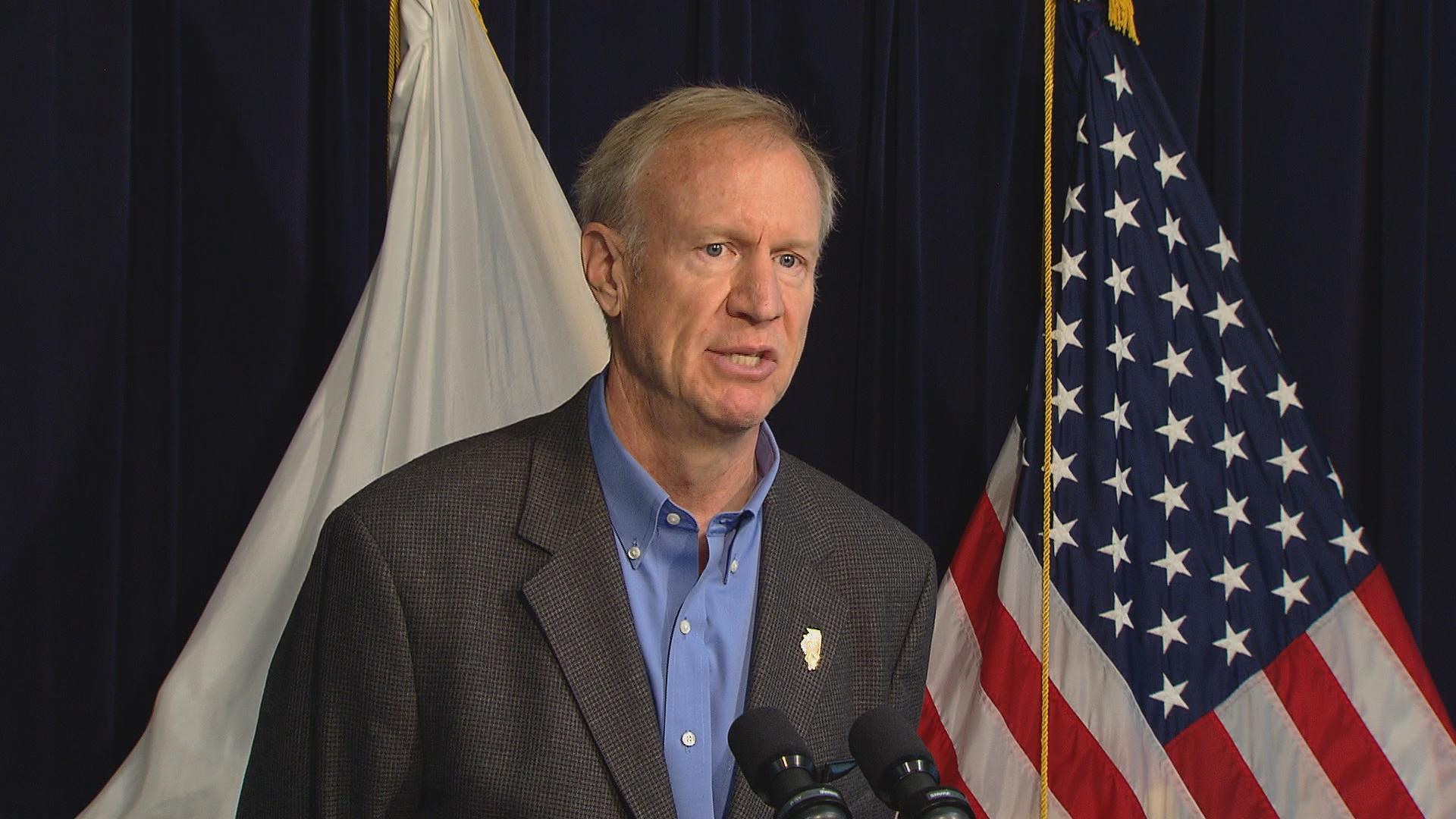Rauner announces bipartisan commission to improve school funding system
