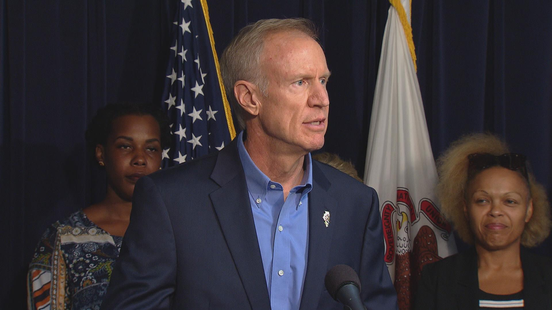 Gov. Bruce Rauner vetoed a bill this summer that would have allowed cities to use gas tax revenue on non-roadway transportation upgrades.