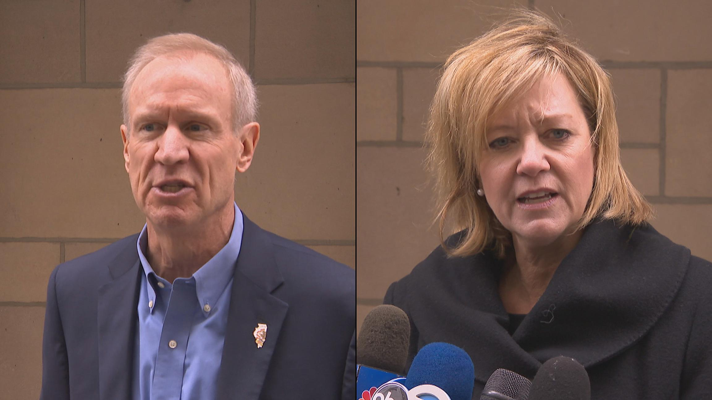Dems dissing Rauner before today's State of the State address