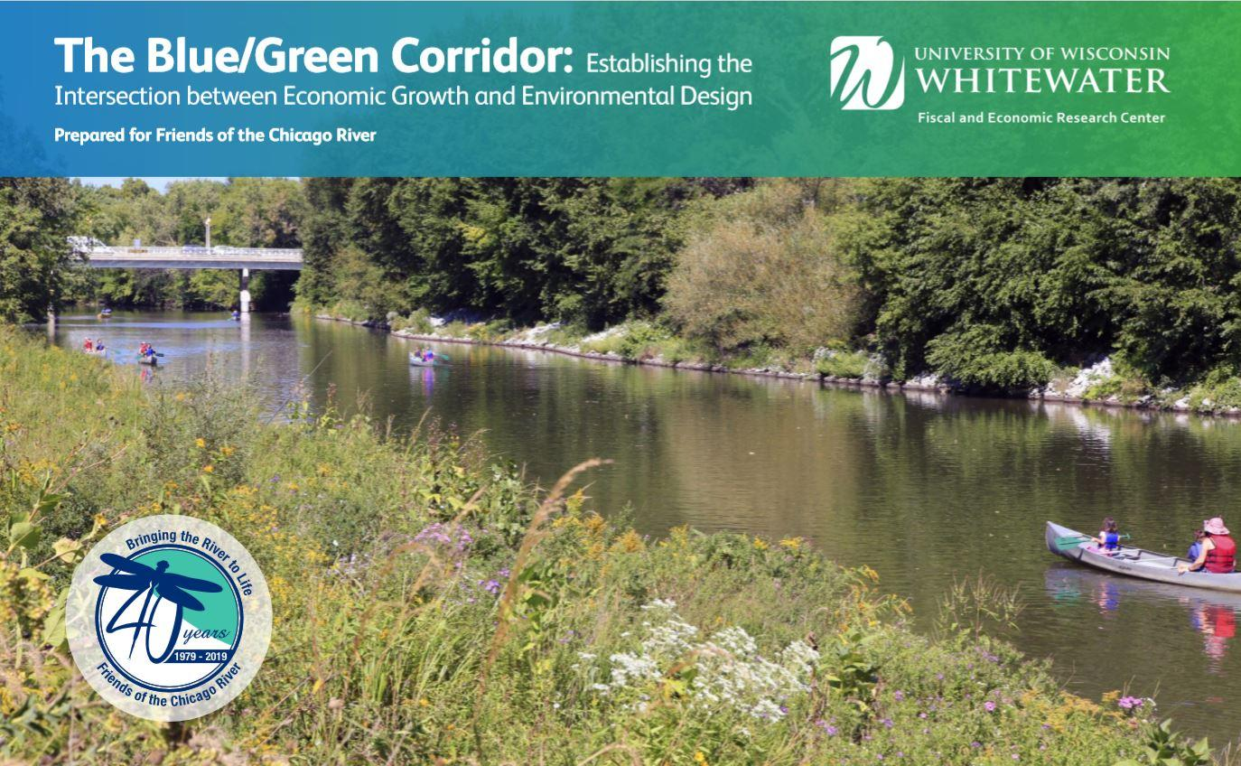 "Document: ""The Blue/Green Corridor: Establishing the Intersection Between Economic Growth and Environmental Design"""