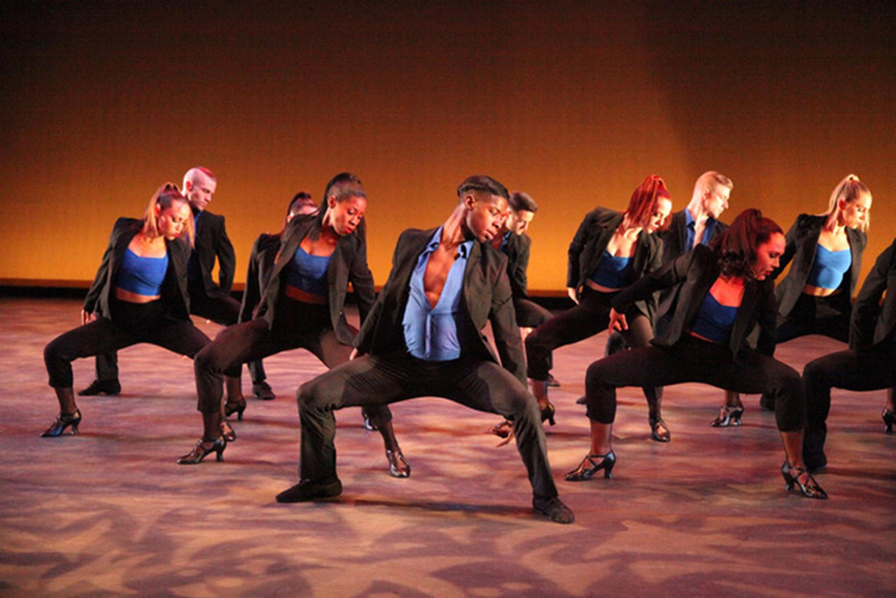 "Giordano Dance Chicago performs Ray Leeper's ""Soul."""