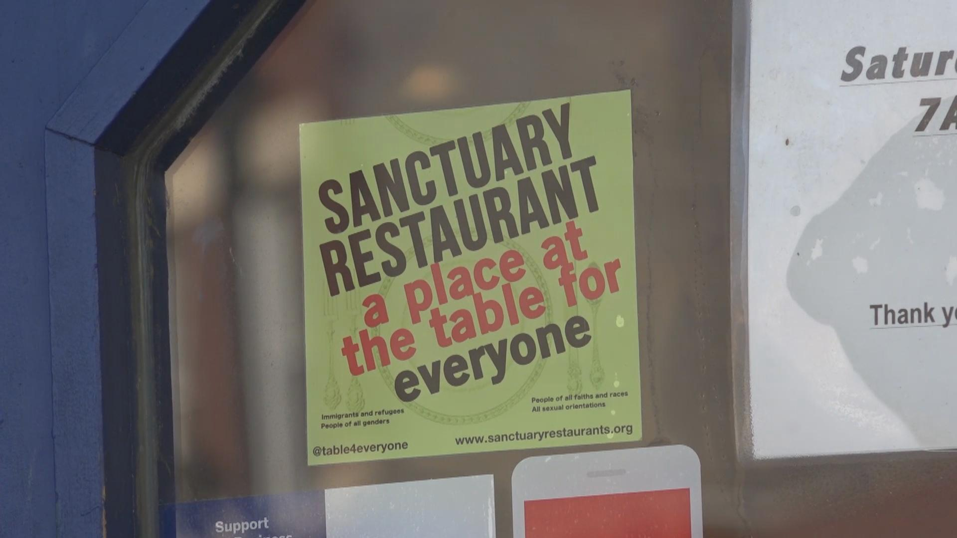 Sanctuary Restaurants Offer Support to Employees, But Little