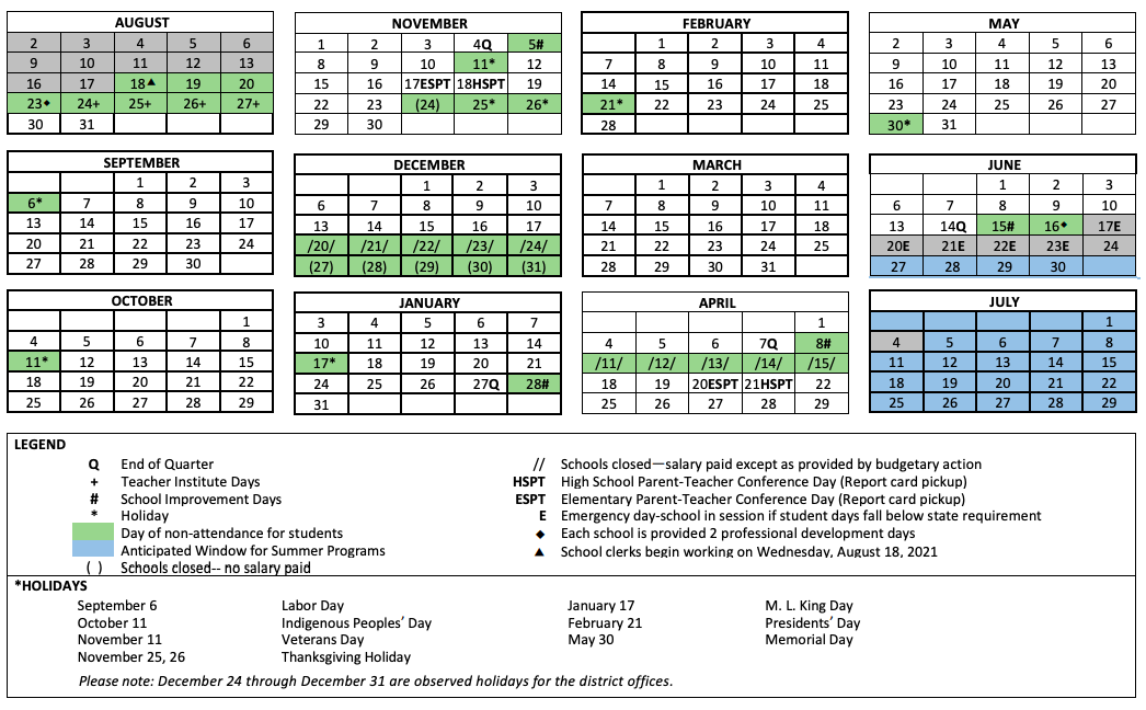 Cps 2022 Calendar.Cps Approves August Start Date For 2021 22 School Year Chicago News Wttw