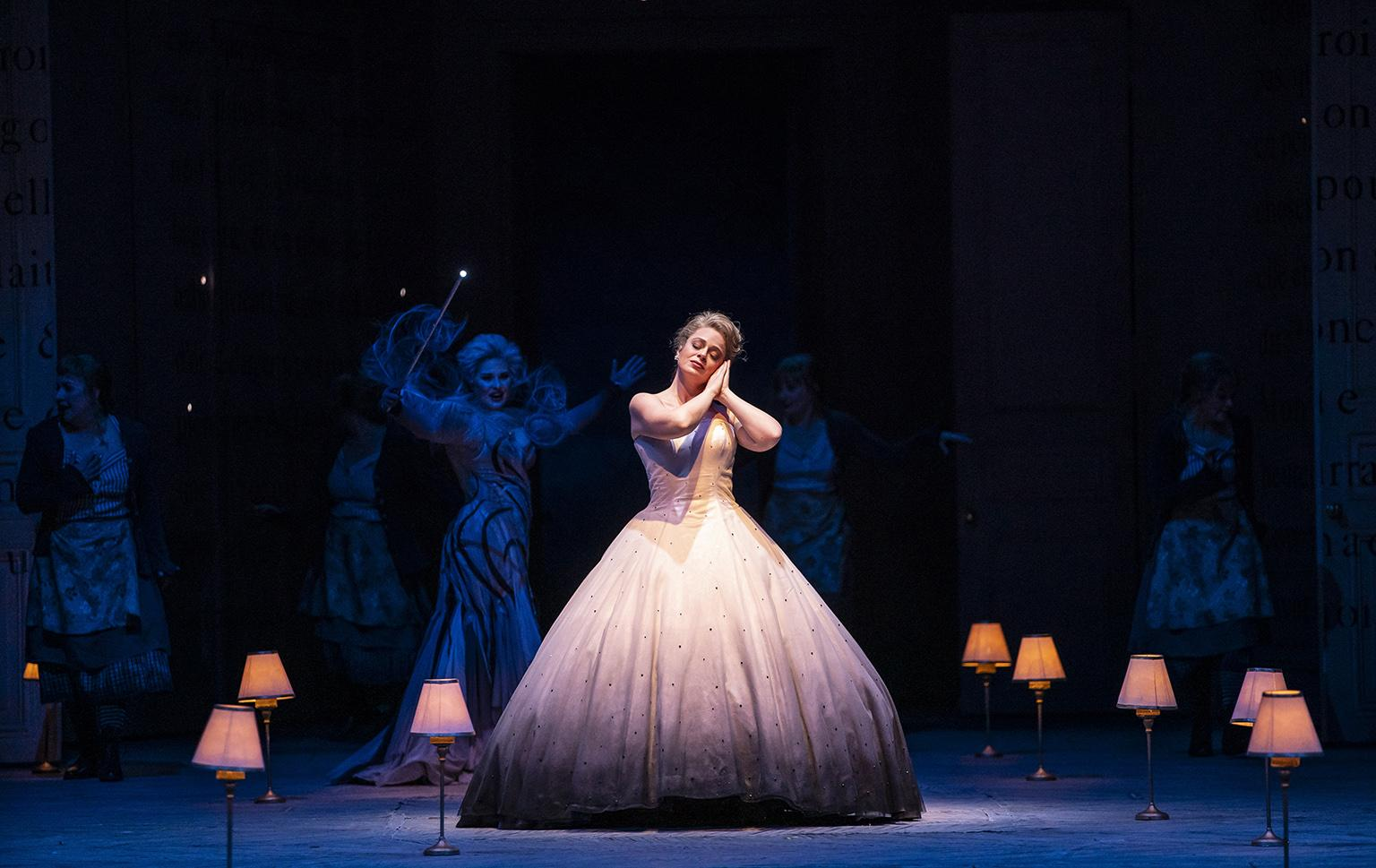 "Siobhan Stagg in ""Cendrillon."" (Credit: Todd Rosenberg)"