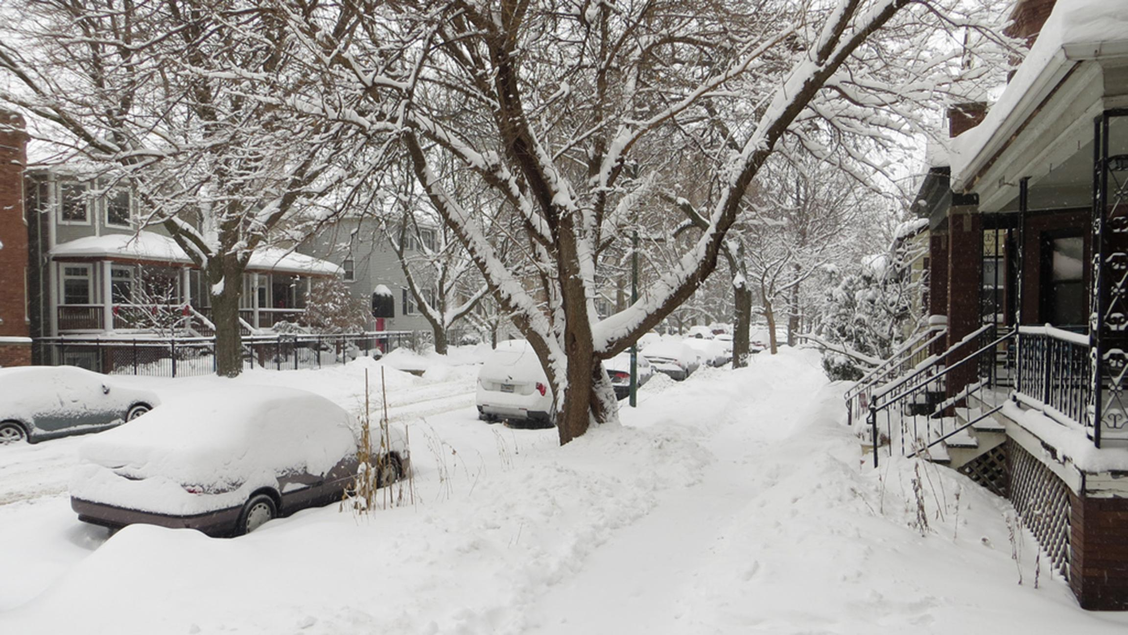 Chicago Winter Overnight Parking Ban 2018: Where You Can't ...