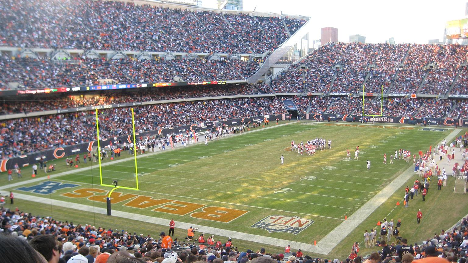 Soldier Field (Tony / Flickr)