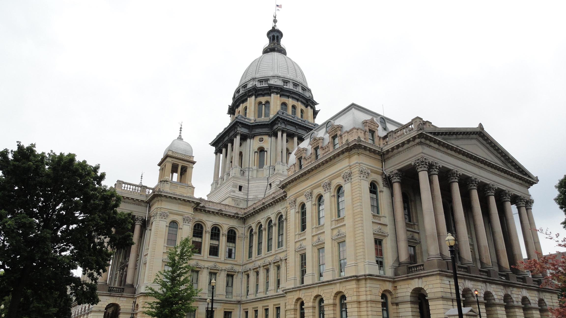 Governor vetoes IL  budget bill