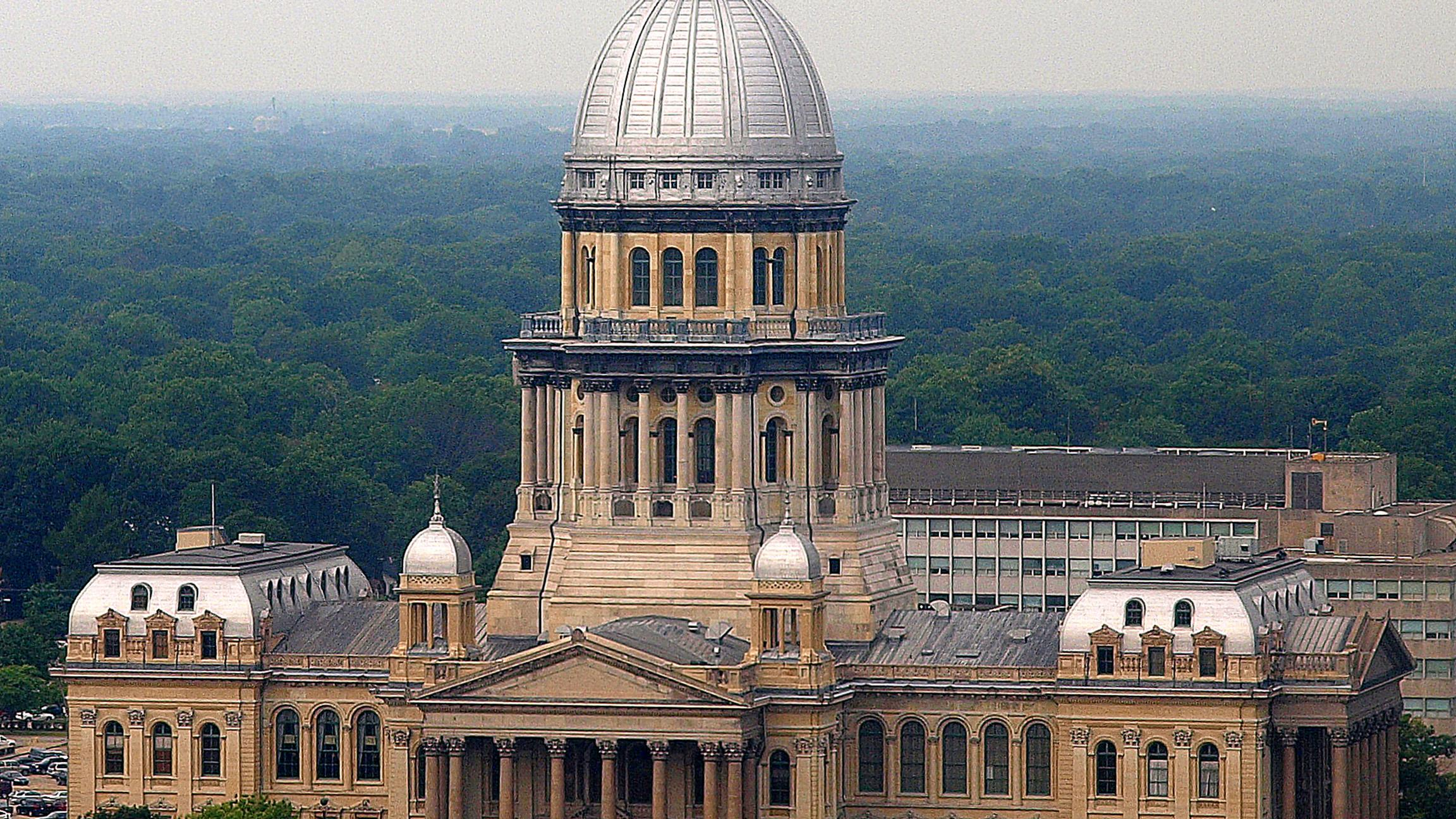 Trust lacking in Illinois failure to OK budget by deadline
