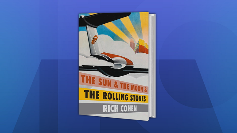 History of the Rolling Stones Told by Glencoe Native in New