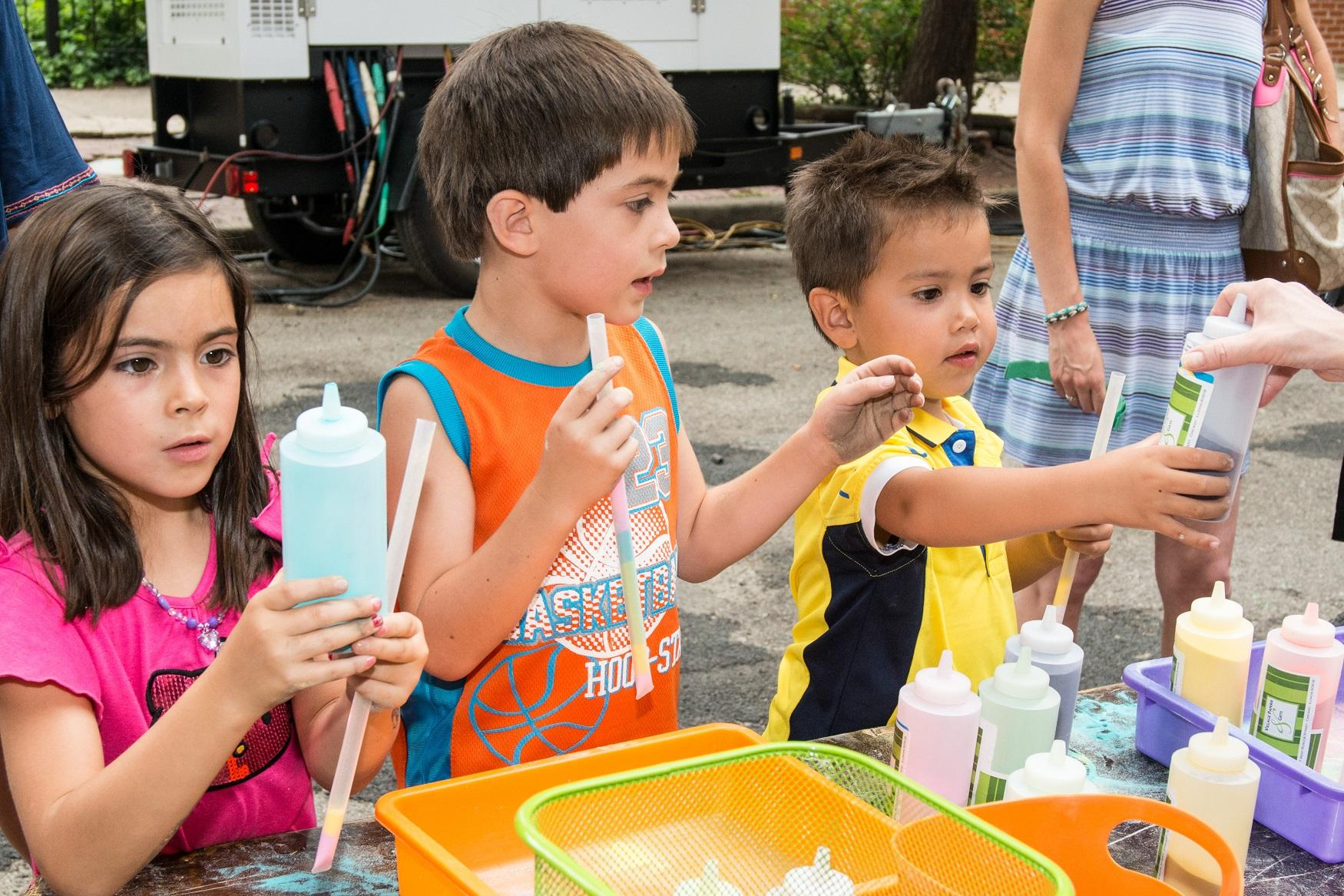Kids get their own Taste of Lincoln Avenue at this weekend's fest. (Special Events Management)