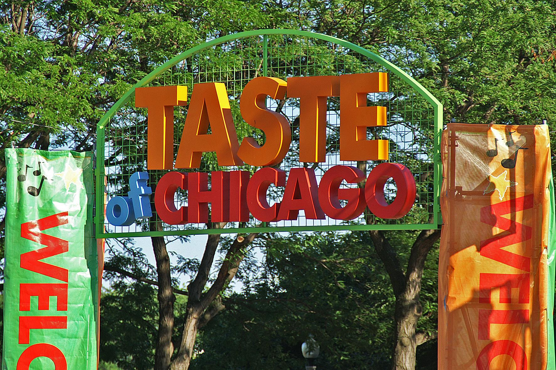 The Taste of Chicago may be the granddaddy of local food fests, but it was not the city's first. (Peter F. / Flickr)