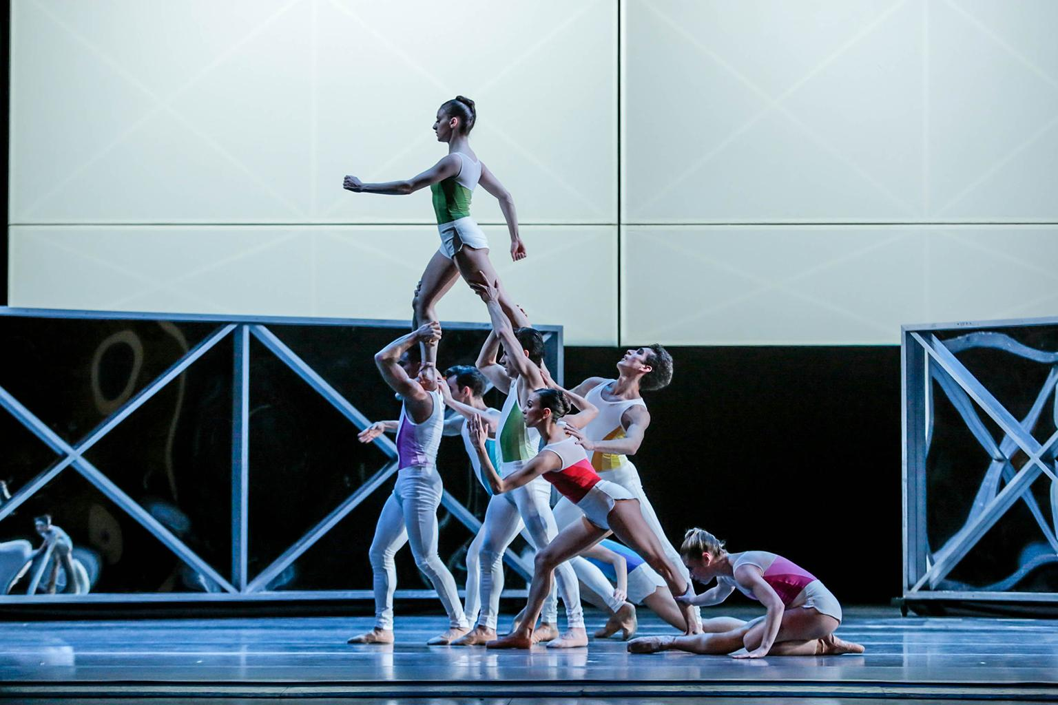 "The Joffrey Ballet, ""Body of Your Dreams"" (Photo by Cheryl Mann)"