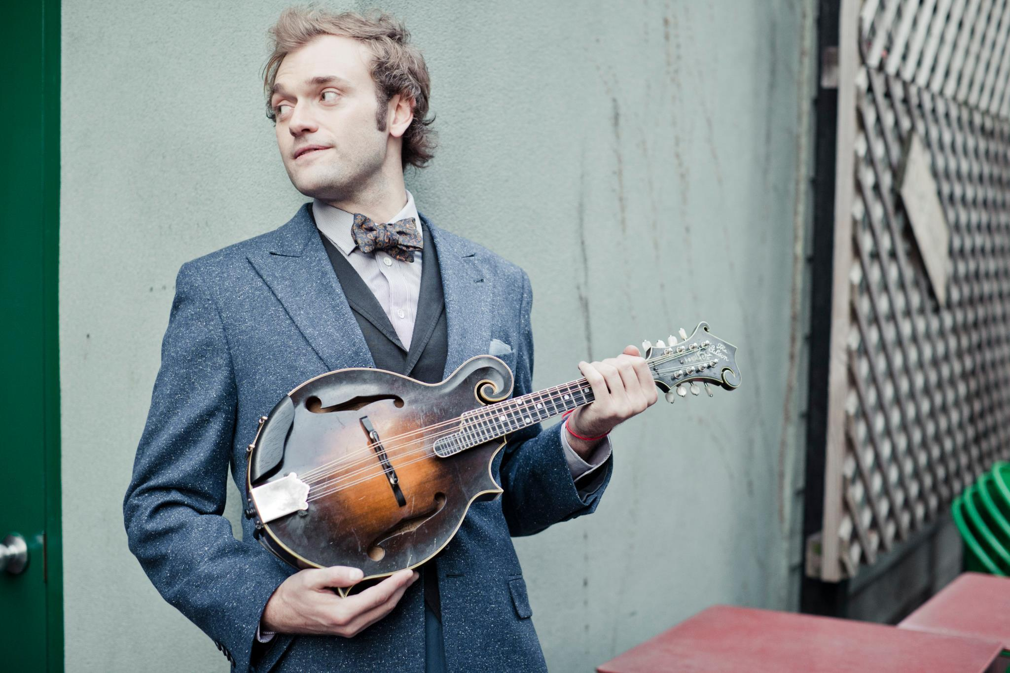 Chris Thile (Photo by Brantley Gutierrez / Facebook)