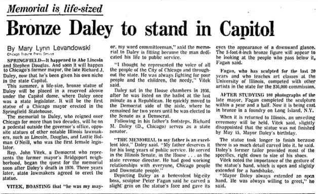 June 26, 1980: Click to see article from Chicago Tribune archives.