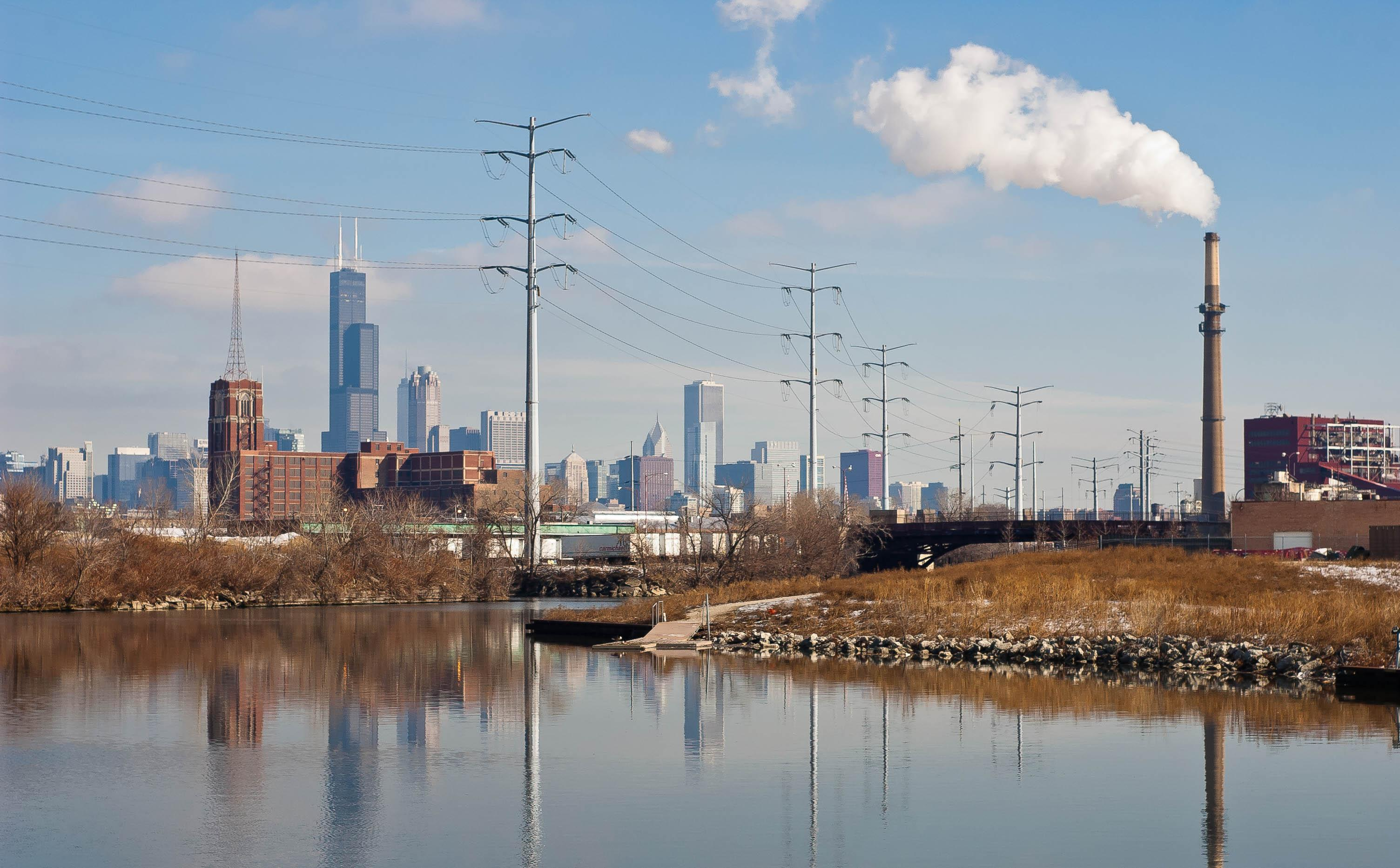 Experts say proposed cuts to the EPA would affect Chicago communities already impacted by pollution and other environmental threats. (Jeremy Atherton / Wikimedia Commons)
