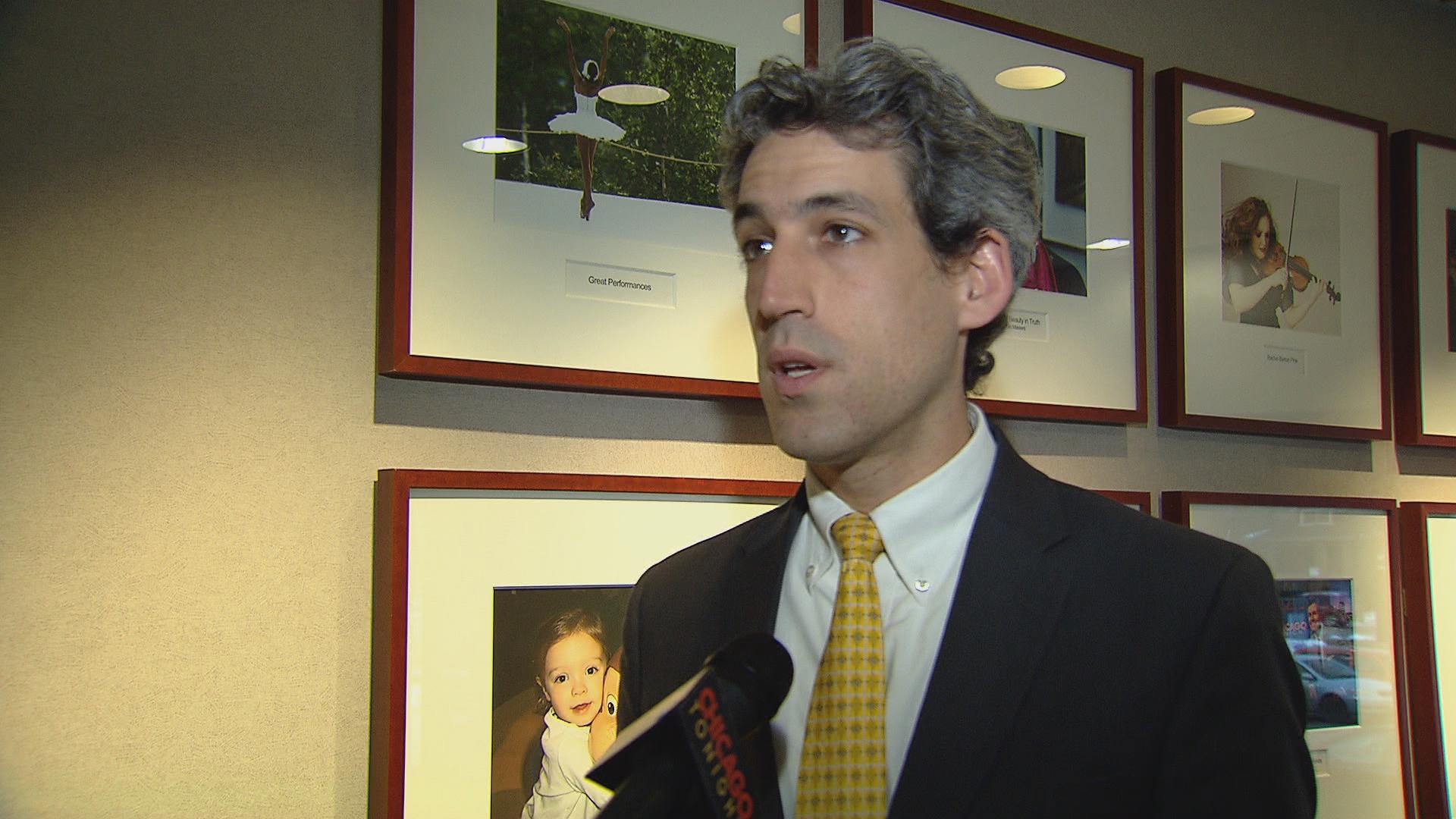 Biss drops Ramirez-Rosa as running mate in bid for IL governor