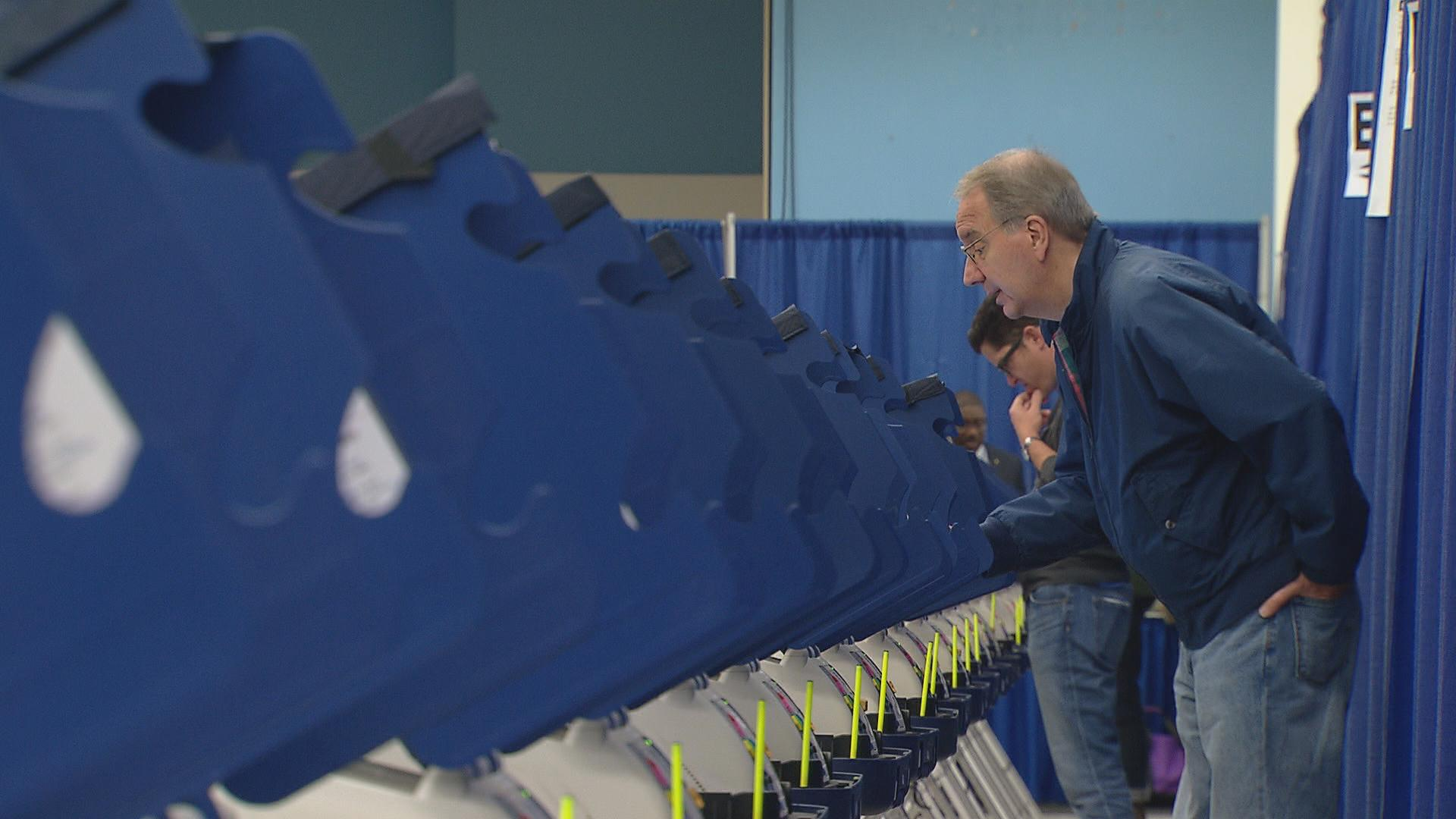 First Polls Closing In US Presidential Election