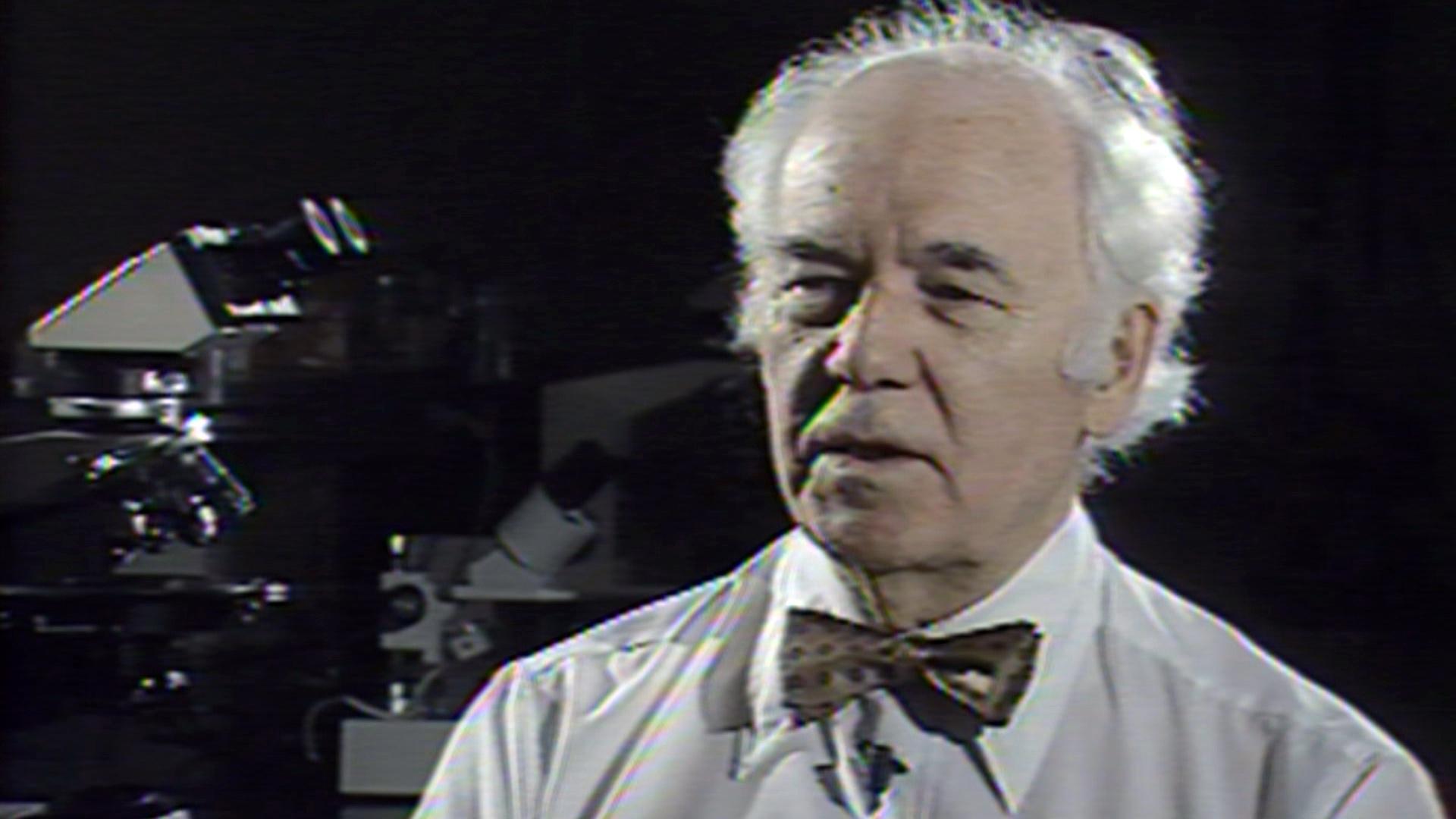 Walter McCrone starred in WTTW's