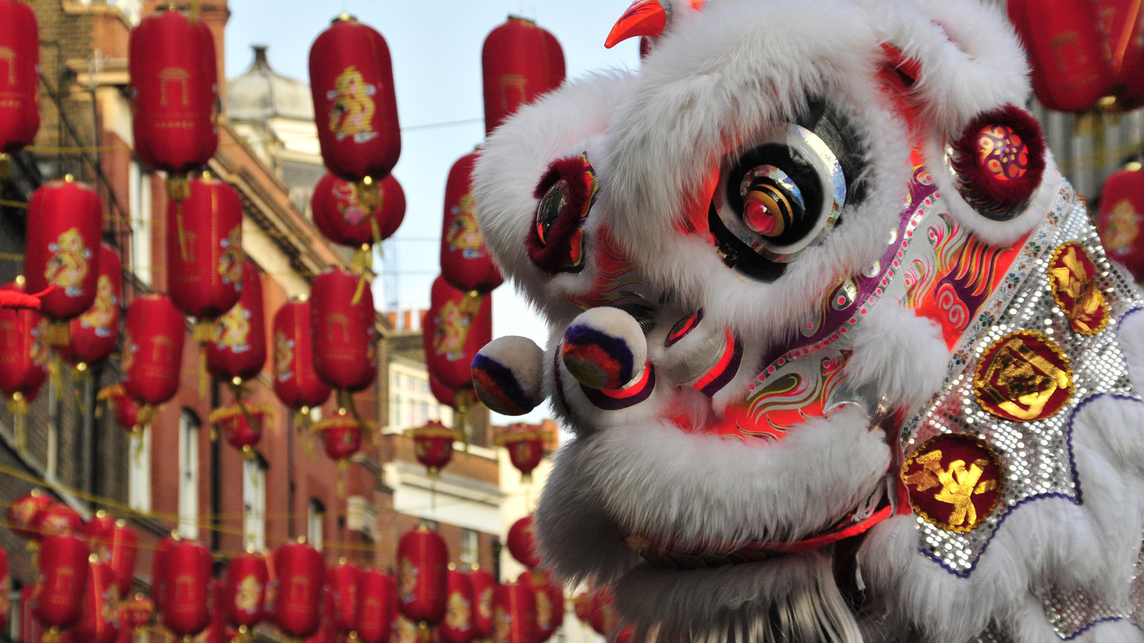 Chinese New Year celebrations take place around the globe each year, including London. (Paul / Flickr)