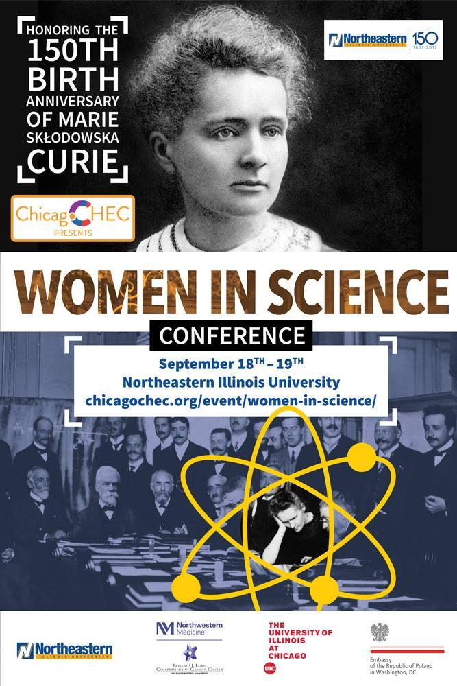 Agenda: NEIU's Women in Science Conference (Courtesy NEIU)