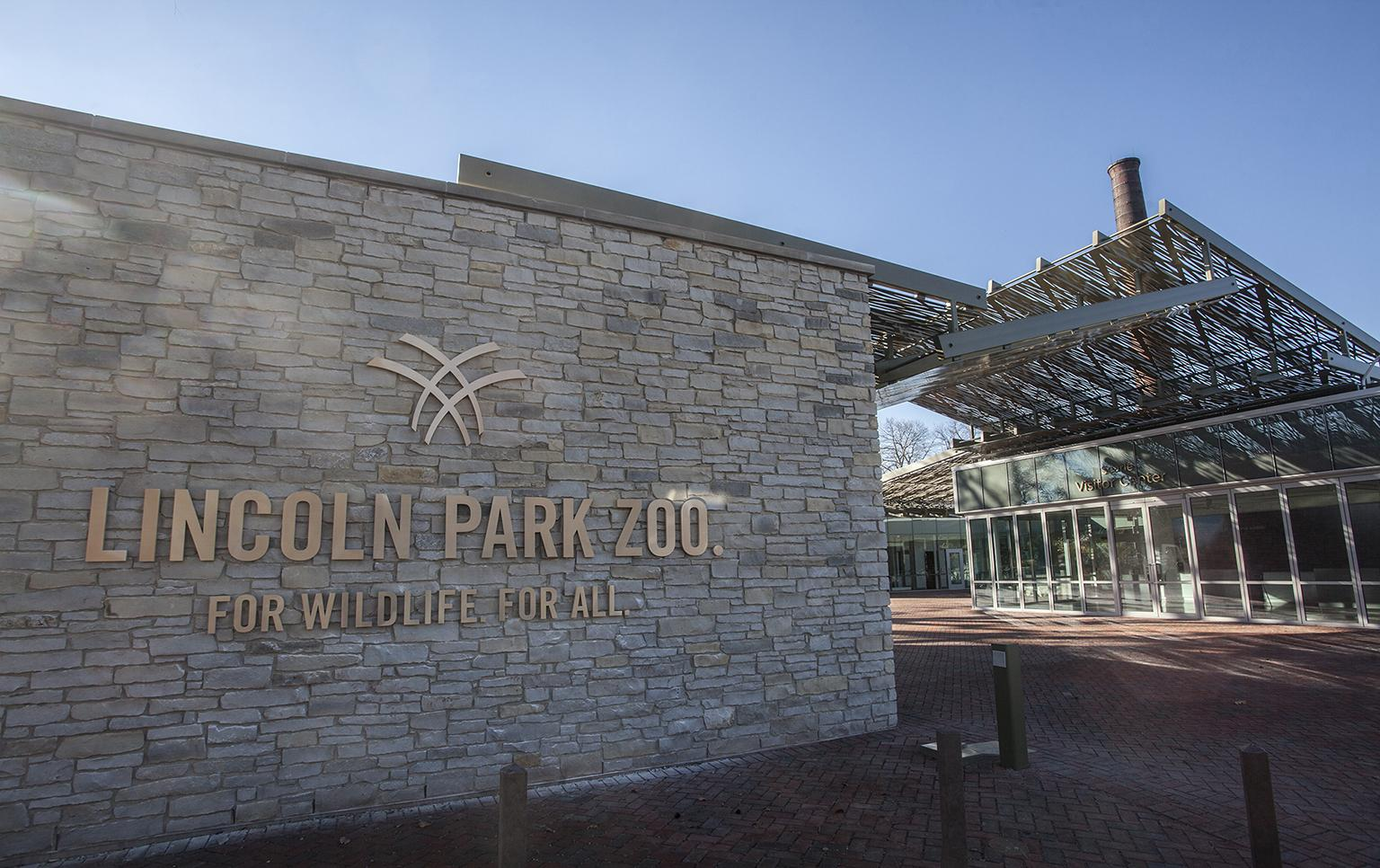 Lincoln Park Zoo opened its new $9.3 million Searle Visitor Center on Nov. 15, 2018. (Courtesy Lincoln Park Zoo)