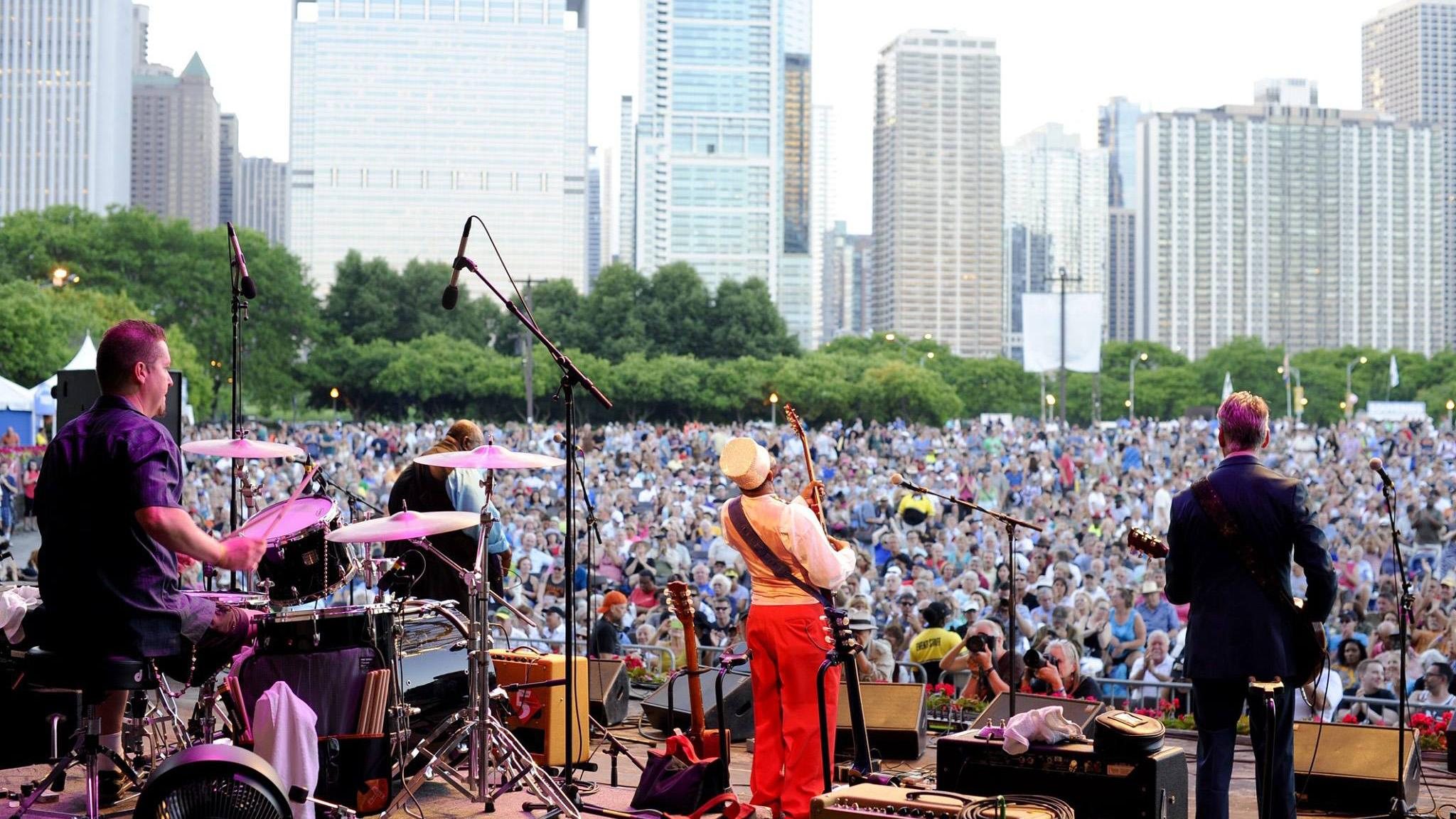 (Chicago Blues Festival / Facebook)