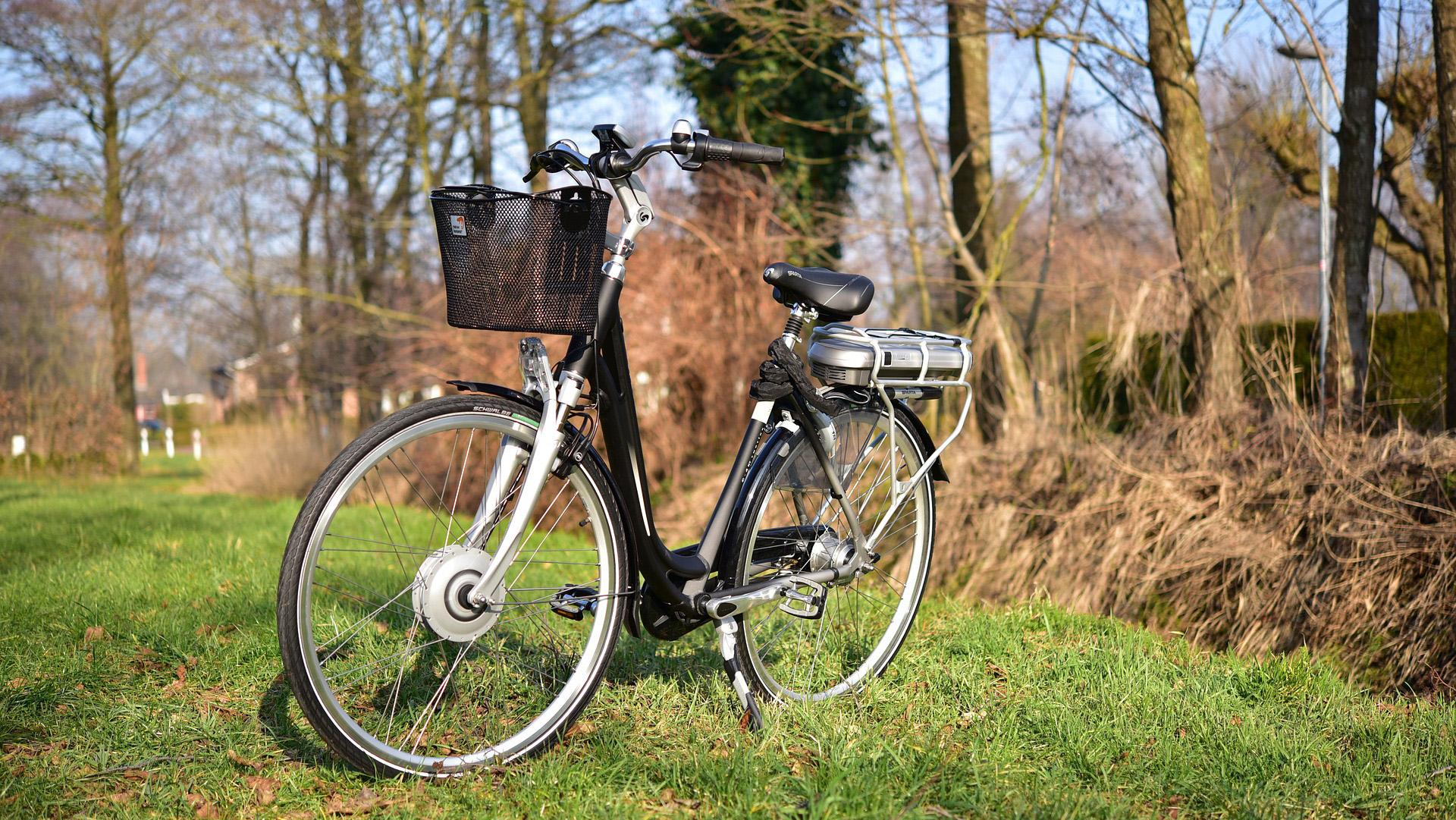 Take an electric bike for a spin this weekend.