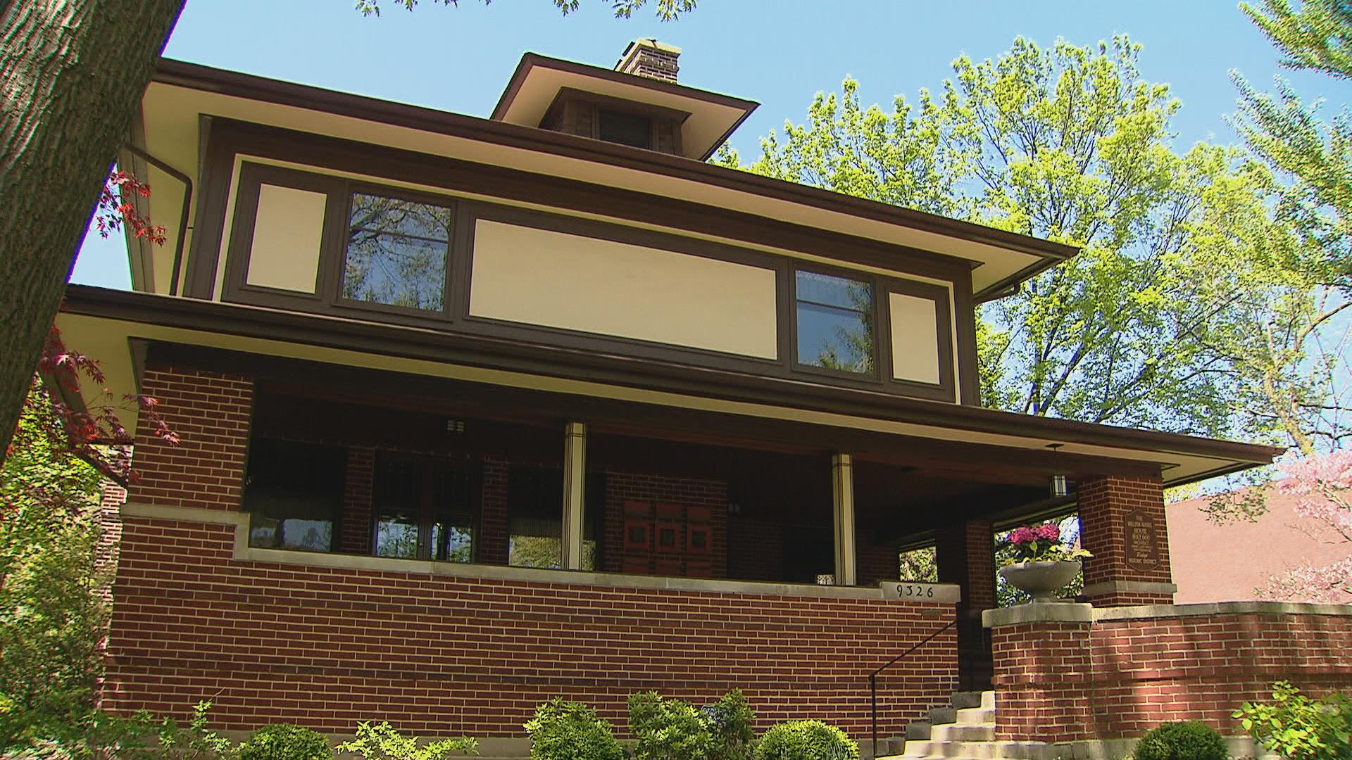 The William Adams House is featured on this year's tour. (Chicago Tonight)