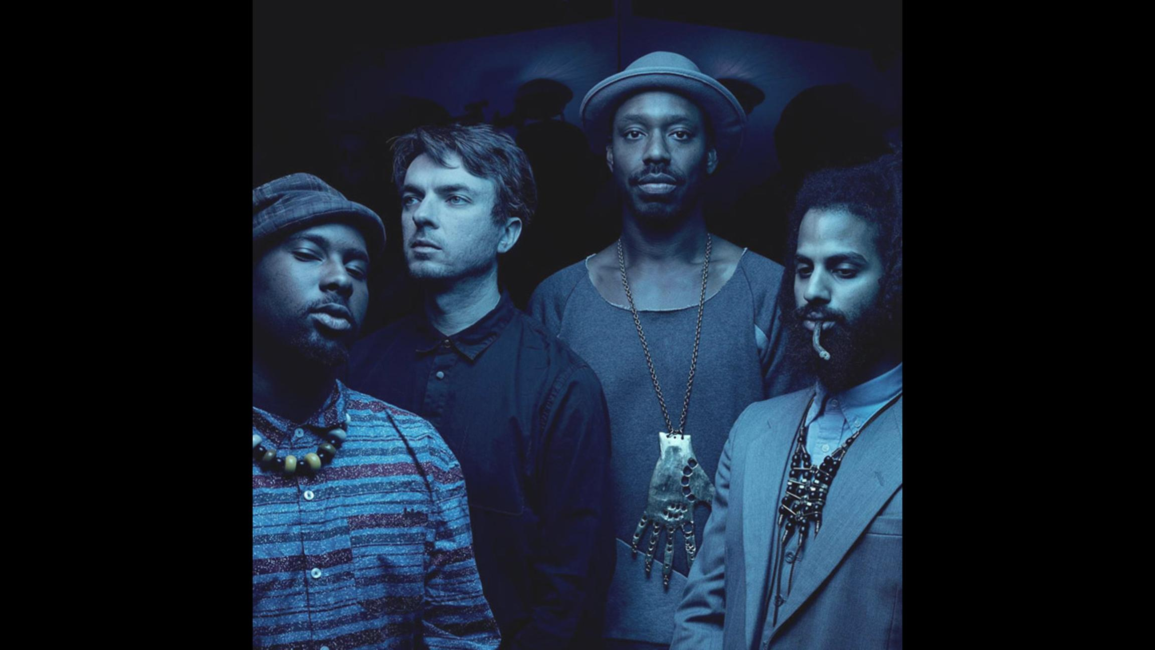 Sons of Kemet performs Thursday at Millennium Park (Courtesy City of Chicago)