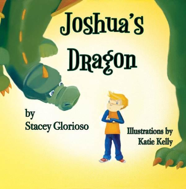 "Stacey Glorioso's book, ""Joshua's Dragon,"" tells how Joshua, a child who is presumed to have autism, overcomes his fear of loud noises."