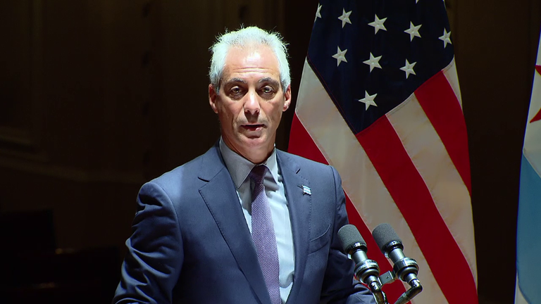 Rahm Wants A Utility Tax Hike To Help Cover City Pensions