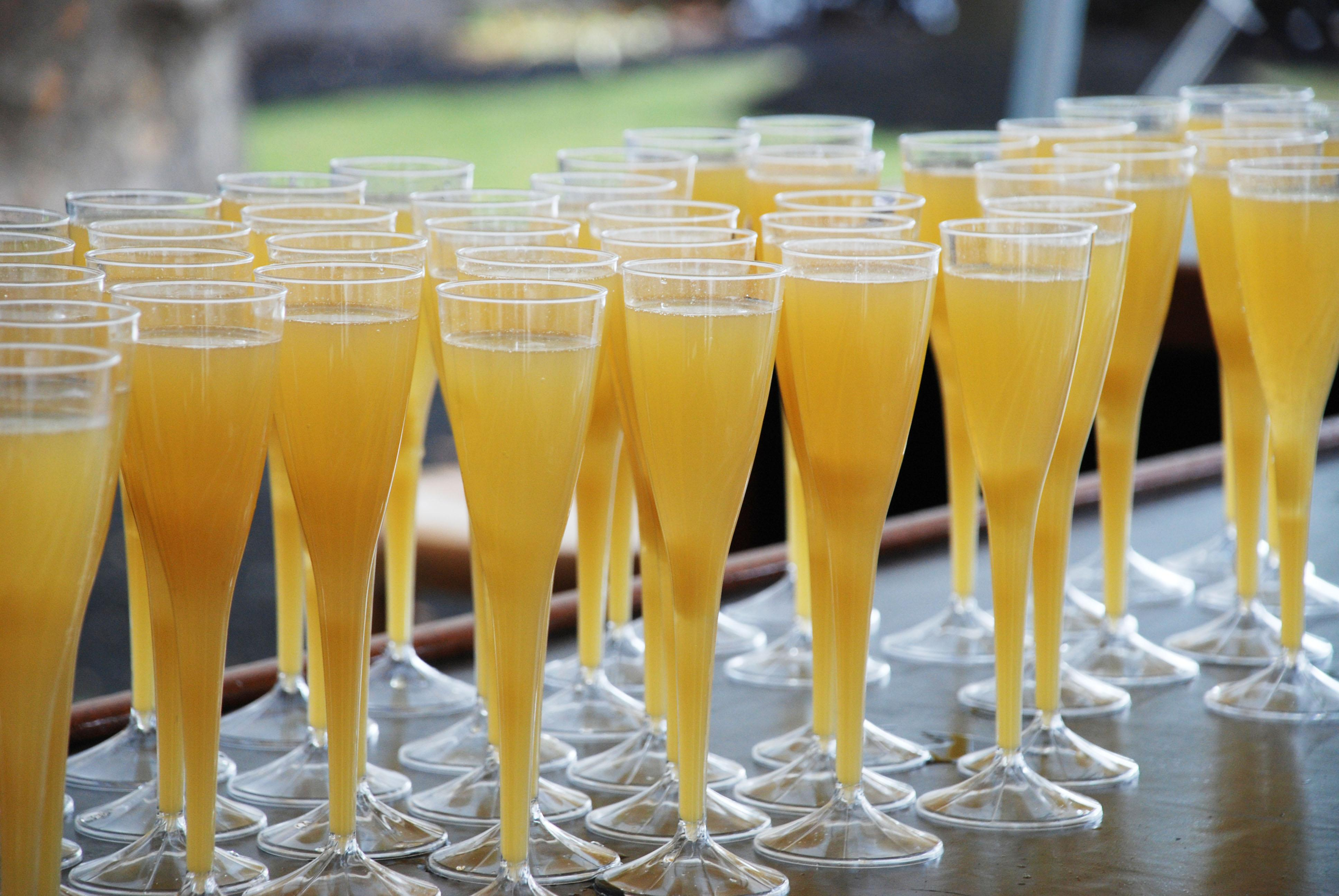 Grab a mimosa or five while listening to the Chicago Philharmonic Chamber Players Sunday morning. (Joe Shlabotnik / Flickr)