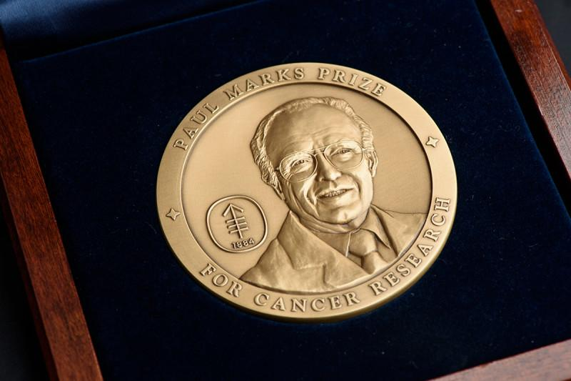 The Paul Marks Prize for Cancer Research (Courtesy of Memorial Sloan Kettering Cancer Center)
