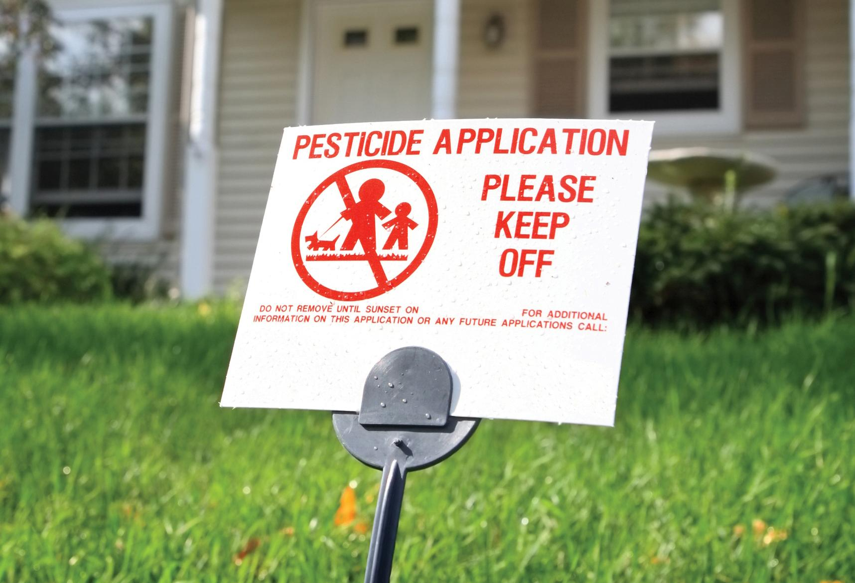 Pesticides target unwanted insects, plants and fungi but bring unintended consequences such as harming beneficial insects, other wildlife and sometimes people, according to the Midwest Action Pesticide Center. (Midwest Action Pesticide Center)