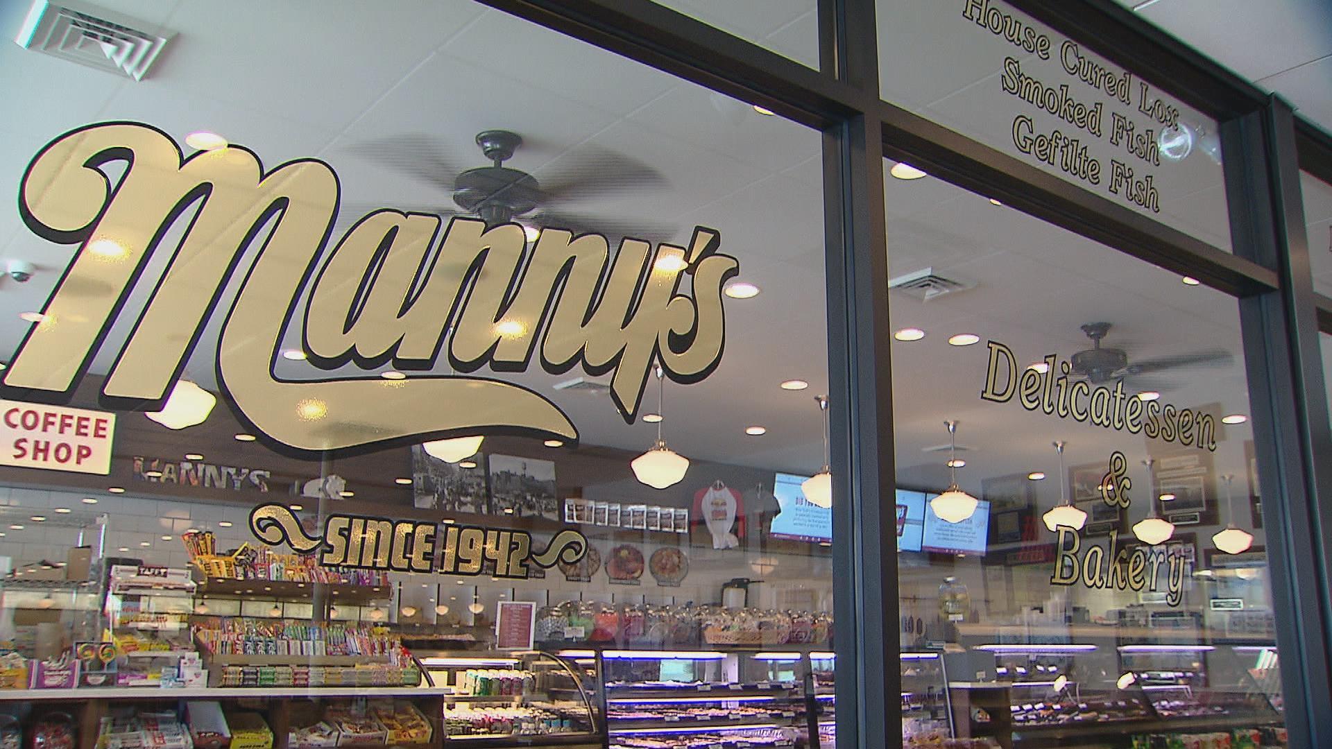 Manny\'s Deli Celebrates 75 Years | Chicago Tonight | WTTW