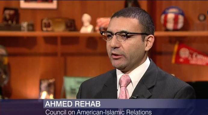 Ahmed Rehab, executive director of the Council on American-Islamic Relations' Chicago chapter