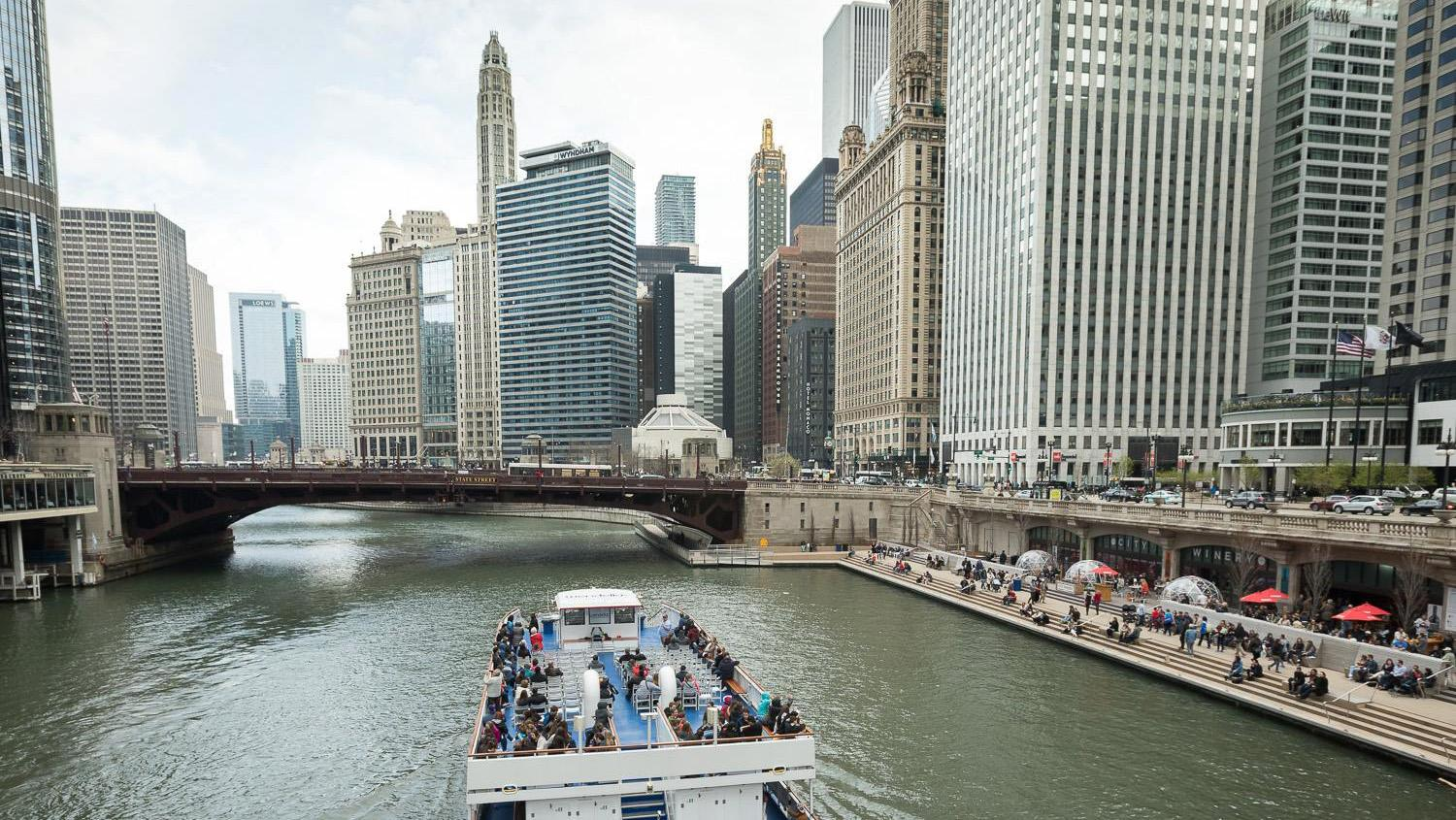 The Chicago Riverwalk kicks off the summer season with a day full of events and activities. (City Winery Chicago Riverwalk / Facebook)